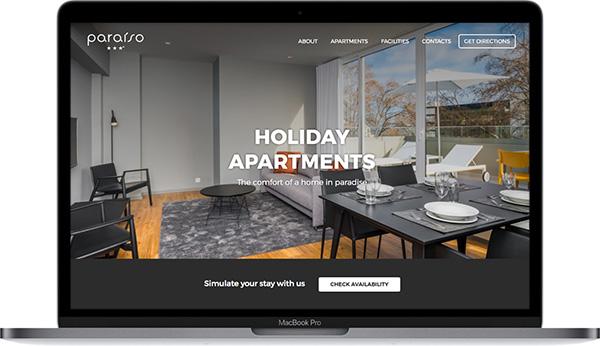 Visit -> Madeira Paraíso Holiday Apartments