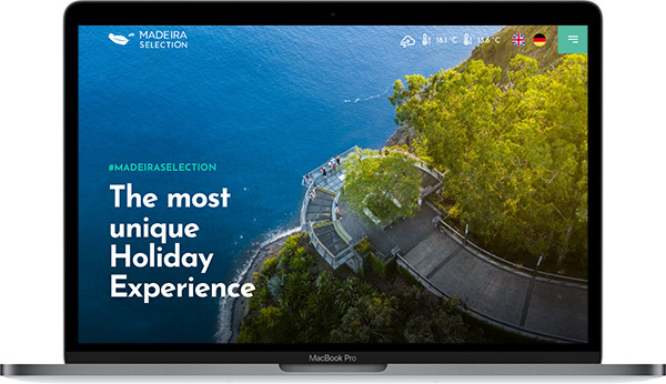 Visit -> Madeira Selection