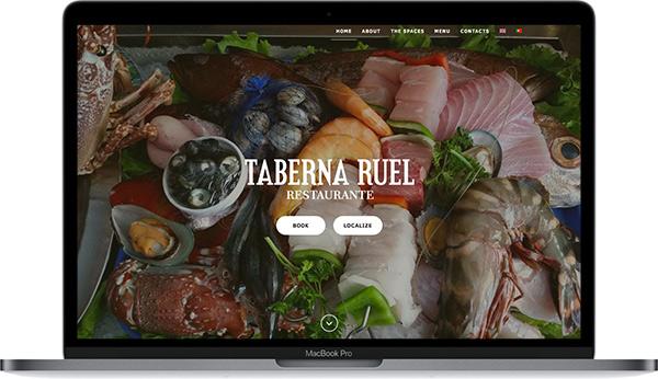 Visit -> Taberna Ruel Restaurant