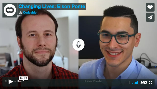 Elson Ponte - Interview